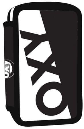 Karton P+P Peračník 3 poschodový OXY Black & White