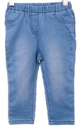 Primigi dívčí jeansy 74 modrá
