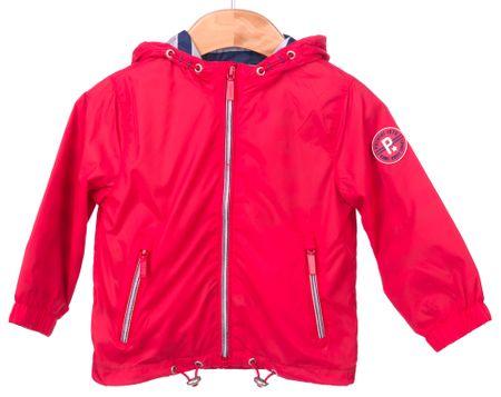 Primigi chlapecká bunda 74 červená
