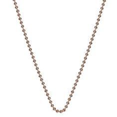 Hot Diamonds Strieborná retiazka Hot Diamonds Emozioni Bead Rose 61 CH052