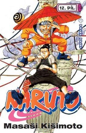 Kišimoto Masaši: Naruto 12 -  Velký vzlet