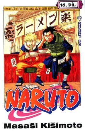 Kišimoto Masaši: Naruto 16 -  Poslední boj