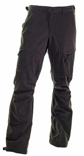 Swedteam HAMRA pánské kalhoty - hnědé - C46