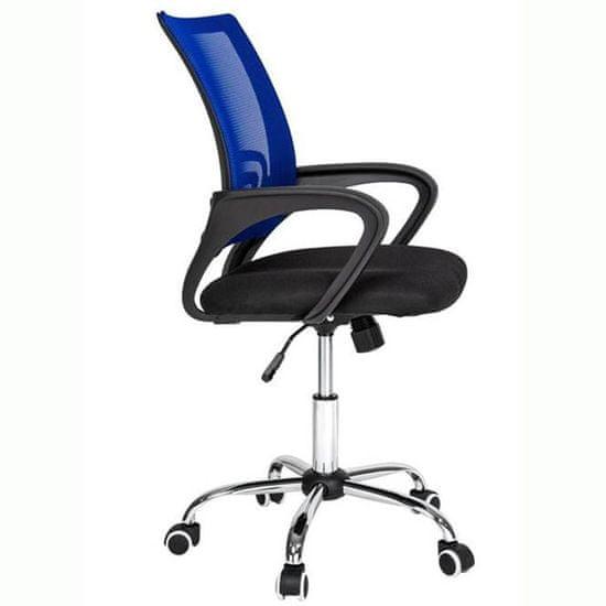 Hyle radni stolac HY-7070, plavi