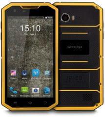 GOCLEVER Mobile Quantum 5 500 Rugged Mobiltelefon