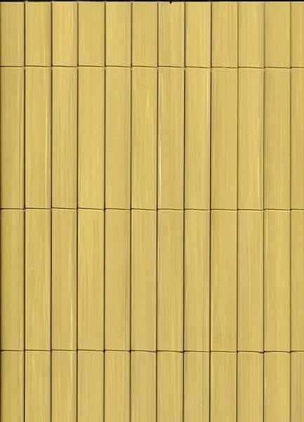 TENAX SPA umělý rákos NILO PLUS 1m x 3m, přírodní barva