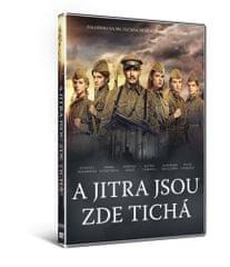 A JITRA JSOU ZDE TICHÁ   - DVD