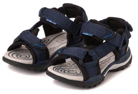 04b055f5410 Geox sandały chłopięce Borealis 31 niebieski - Komentarze