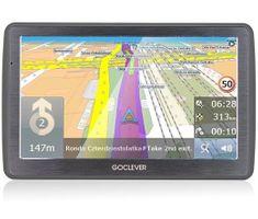 GOCLEVER Navio2 740 Navigáció outlet/ C