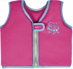 Speedo Sea Squad Swim Vest Vegas Pink