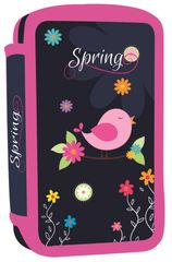 Karton P+P Piórnik 3 komory - Premium Spring