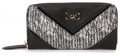 LYDC dámská černá peněženka