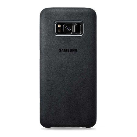 Samsung Pokrowiec Alcantara Cover pro S8+ (G955), szary