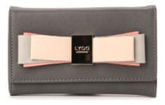 Lydc ženska denarnica temno siva