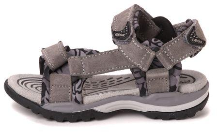 Geox sandały chłopięce Borealis 30 szary