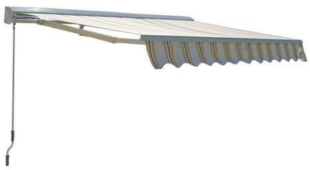 Rojaplast markiza 3x2m z obudową, wzór 318