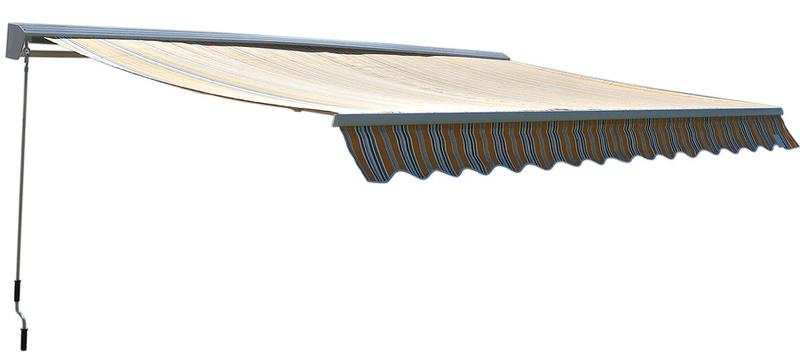 Rojaplast Markýza 4x2,5m s krytem vzor 319