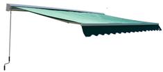 Rojaplast markiza 4x2,5m z obudową, wzór 101