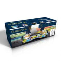 """Manta hoverboard Snake 6.5"""" (MSB9001)"""