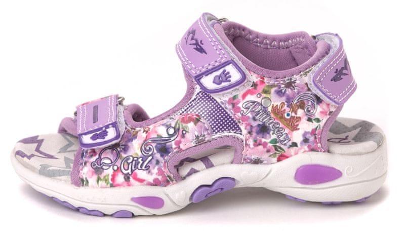 Primigi dívčí sandály 24 vícebarevná