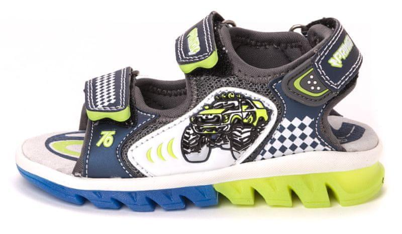 Primigi chlapecké sandály 24 vícebarevná