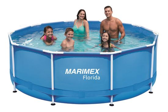 Marimex Florida Fémvázas medence, 305 cm
