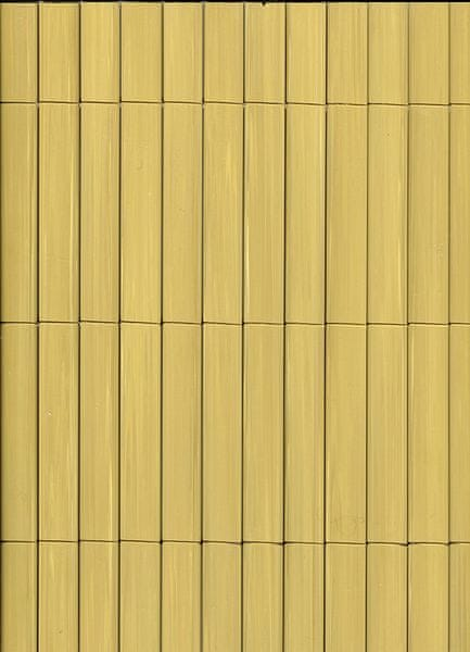 TENAX SPA umělý rákos NILO 1m x 3m, přírodní barva