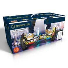"""Manta hoverboard V-Rider Grand 10"""" (MSB9012)"""