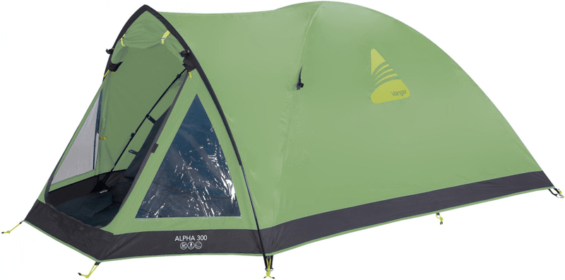 Vango Alpha Apple Green 300