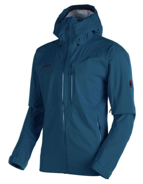Mammut Kento HS Hooded Jckt M orion XXL