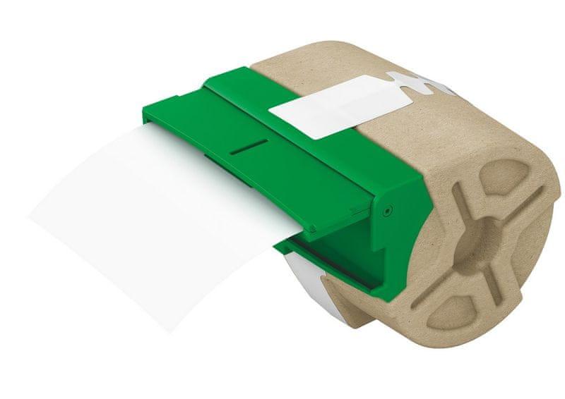 Inteligentní kazeta s papírovou páskou Leitz Icon bílá, 91 mm x 22 m