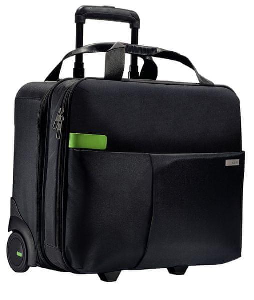 Kufr na 2 kolečkách Leitz Complete černý