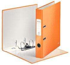 Pořadač pákový Leitz 180° WOW A4 5 cm oranžový