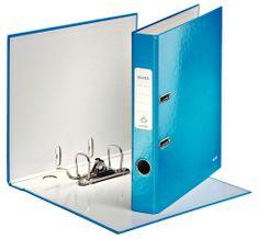 Pořadač pákový Leitz 180° WOW A4 5 cm modrý