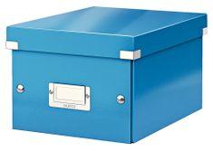 Krabice CLICK & STORE WOW malá archivační, modrá