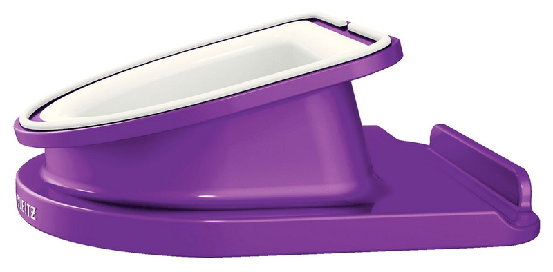 Otočný stojánek Leitz Complete WOW pro iPad/tablet PC purpurový