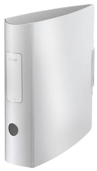 Mobilní pořadač Leitz 180° ACTIVE Style A4 8,2 cm arkticky bílý