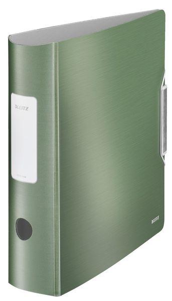 Mobilní pořadač Leitz 180° ACTIVE Style A4 8,2 cm zelenkavý