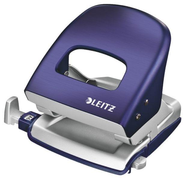 Děrovač Leitz NeXXt Style 5006 titanově modrý