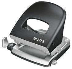 Děrovač Leitz NeXXt Style 5006 saténově černý
