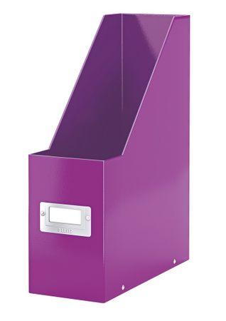 Stojan na časopisy CLICK & STORE purpurová
