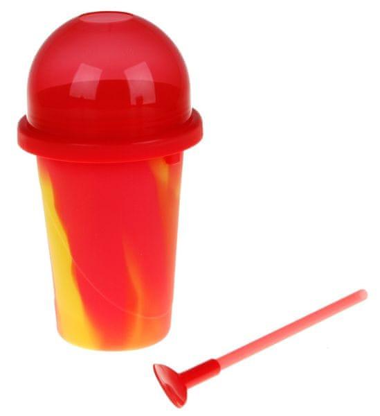 Chill Factor Výroba ledové tříště - Slushy maker červená