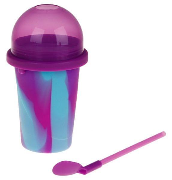 Chill Factor Výroba ledové tříště - Slushy maker, fialová