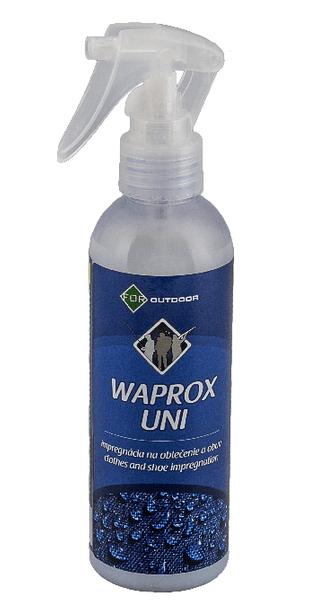 FOR WAPROX UNI impregnace na oblečení a obuv - rozprašovač 200ml