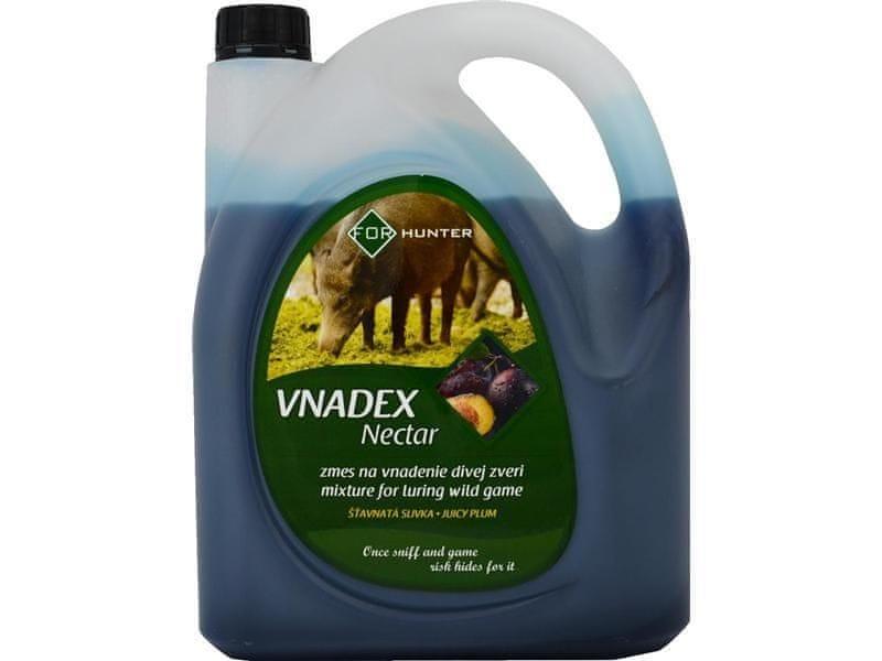 FOR VNADEX Nectar vnadící směs - šťavnatá švestka 4kg