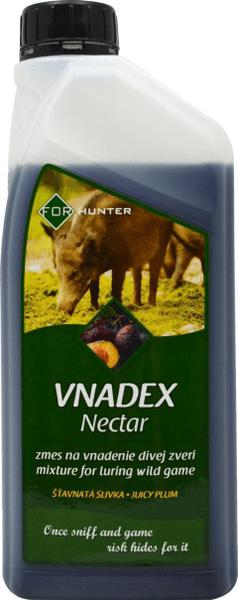 FOR VNADEX Nectar vnadící směs - šťavnatá švestka 1kg