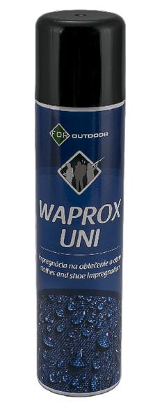 FOR WAPROX UNI impregnace na oblečení a obuv - sprej 300ml