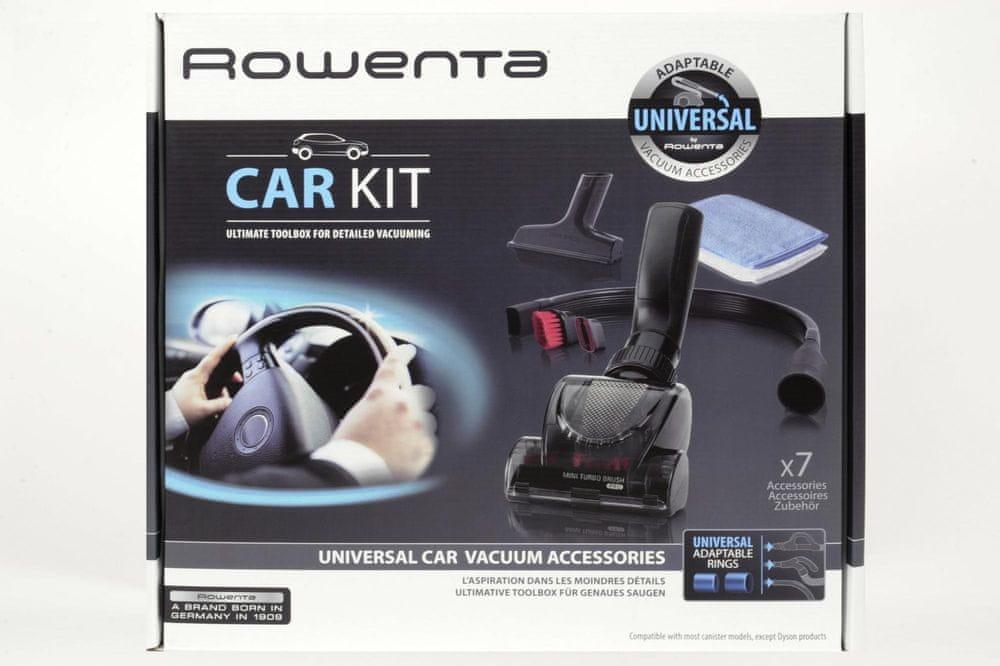 Rowenta ZR001110 Car Kit accessories - XXL crevice