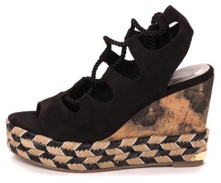 Tamaris ženski sandali 38 črna