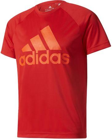 Adidas kratka majica D2M, M